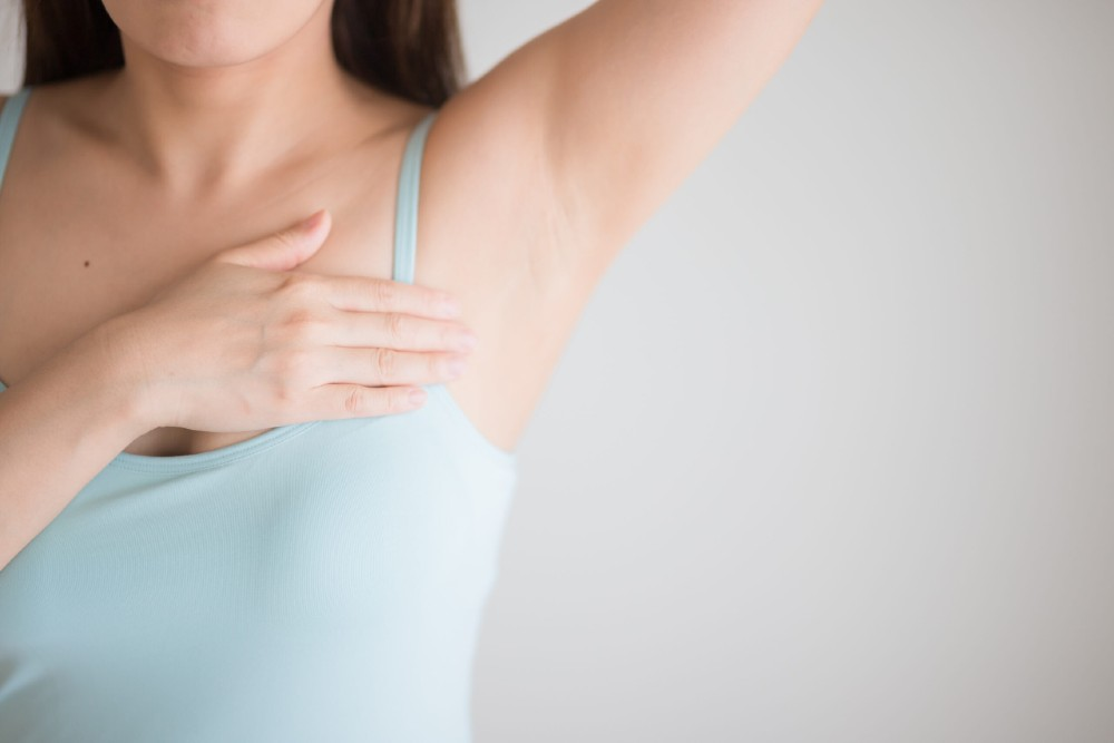 Benign breast lumps