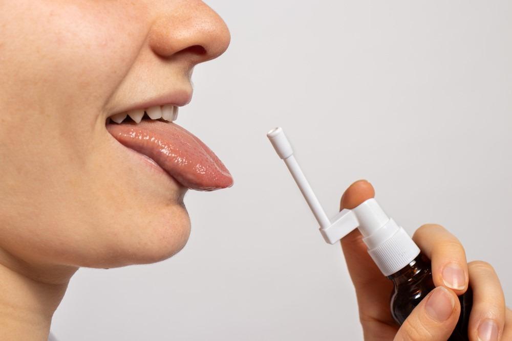 nấm miệng