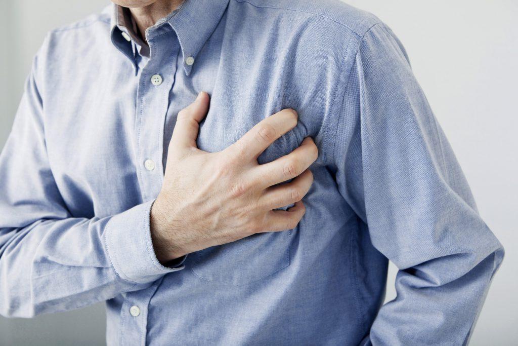 thiếu máu cơ tim cục bộ