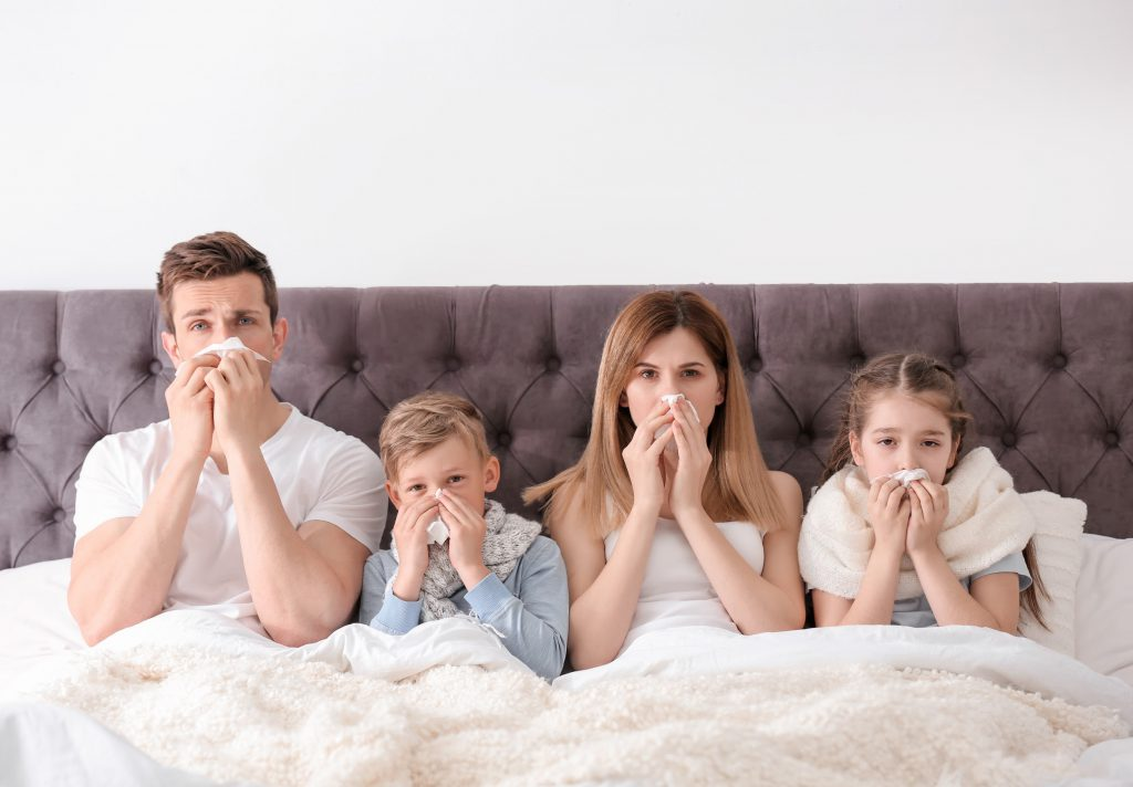 viêm mũi họng