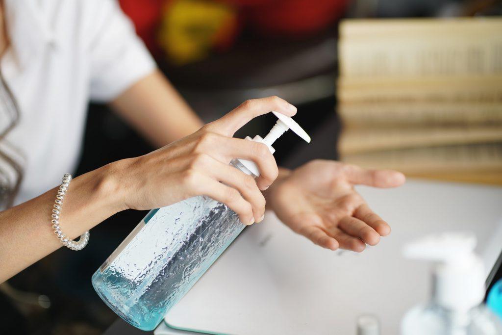 cách rửa tay