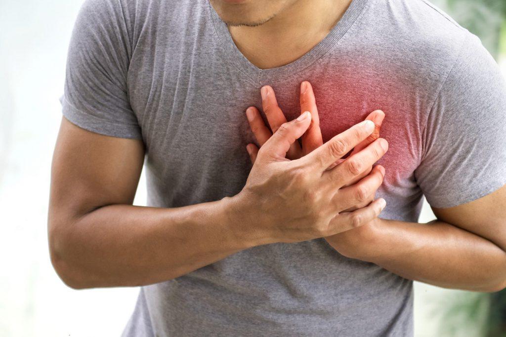 Triệu chứng đau ngực