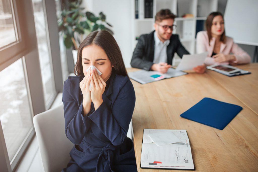 Nhiễm trùng hô hấp trên: Nguy cơ cao dẫn đến viêm phổi