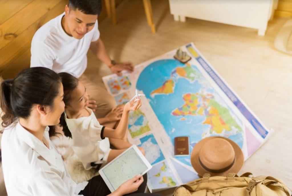 Vì sao cần mua bảo hiểm du lịch gia đình?