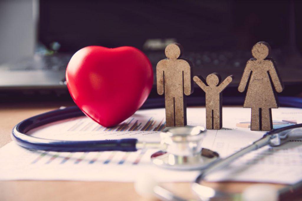 bảo hiểm sức khỏe toàn diện cho bé