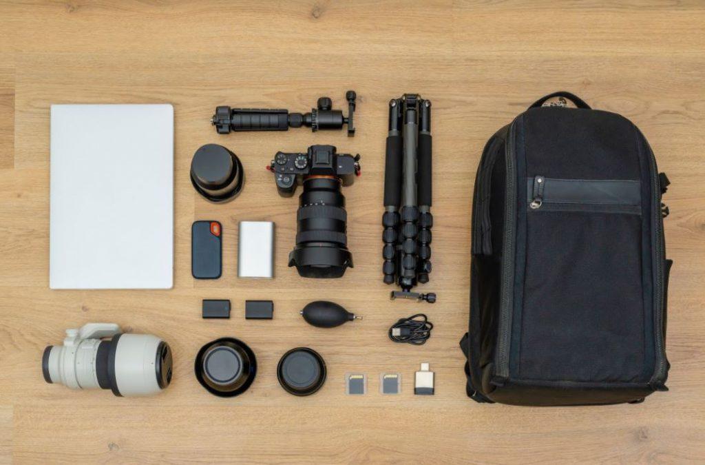 chuẩn bị đồ khi đi du lịch