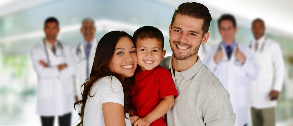 Bảo hiểm sức khỏe cho mọi gia đình