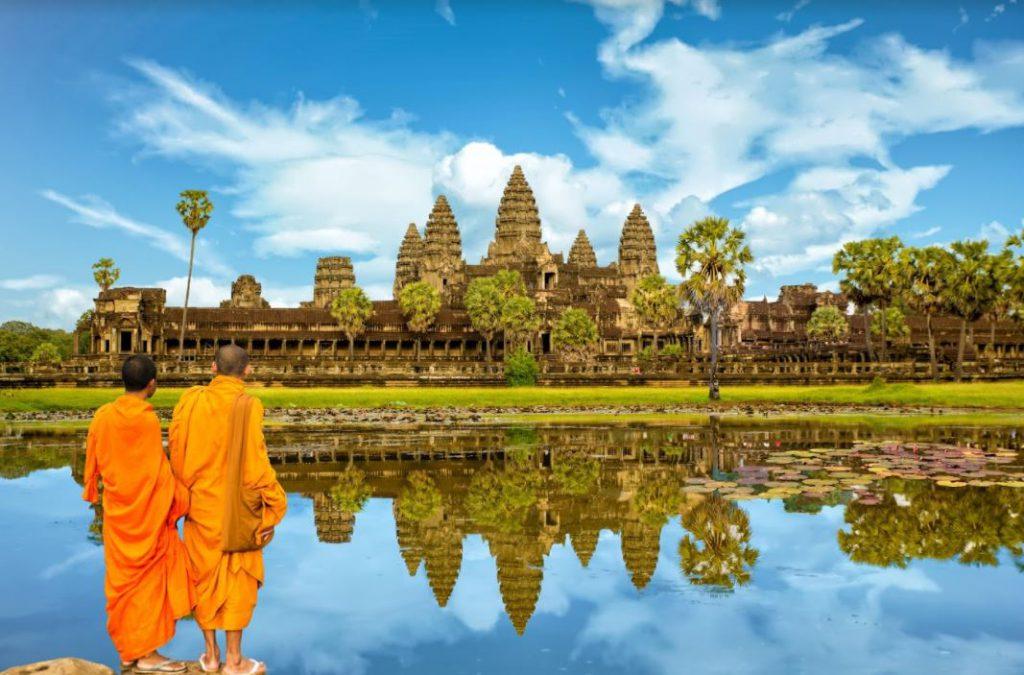 Đi Campuchia thời điểm nào đẹp nhất?