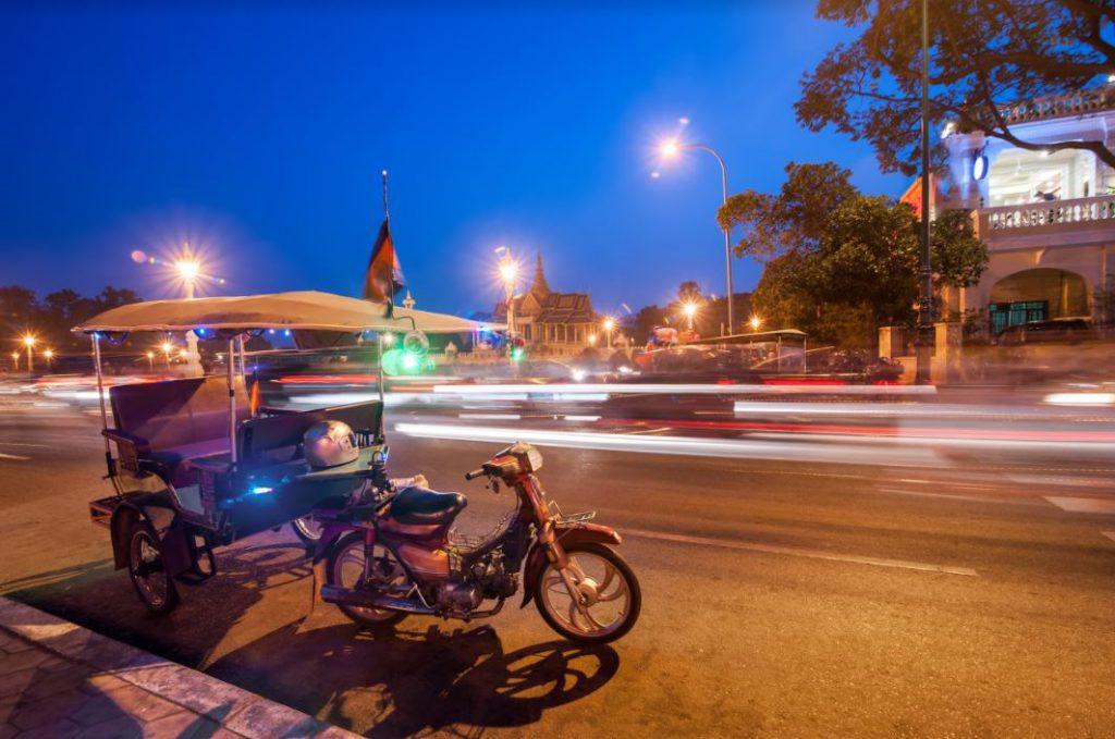 Phương tiện di chuyển tại Campuchia