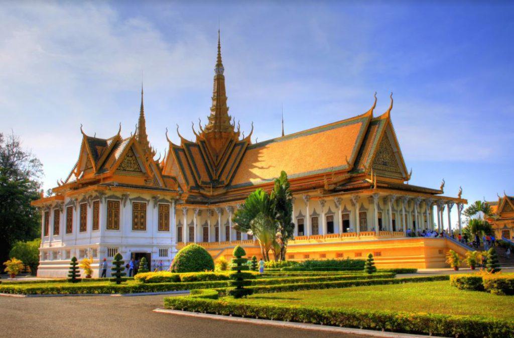 Các điểm tham quan, du lịch tại Campuchia