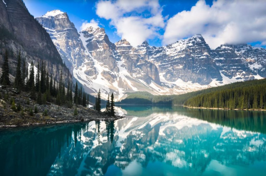 Khám phá Canada qua những địa danh nổi tiếng nhất