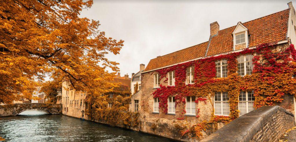 Du lịch châu Âu mùa thu
