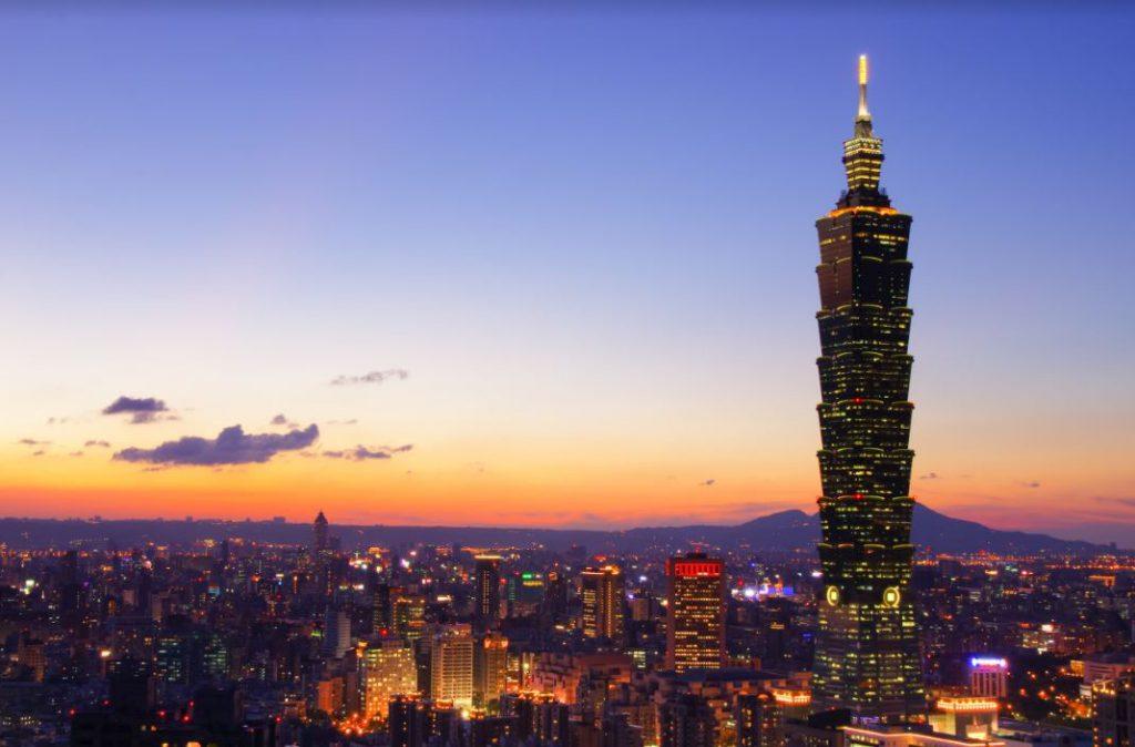 Những địa điểm du lịch nổi tiếng ở Đài Loan