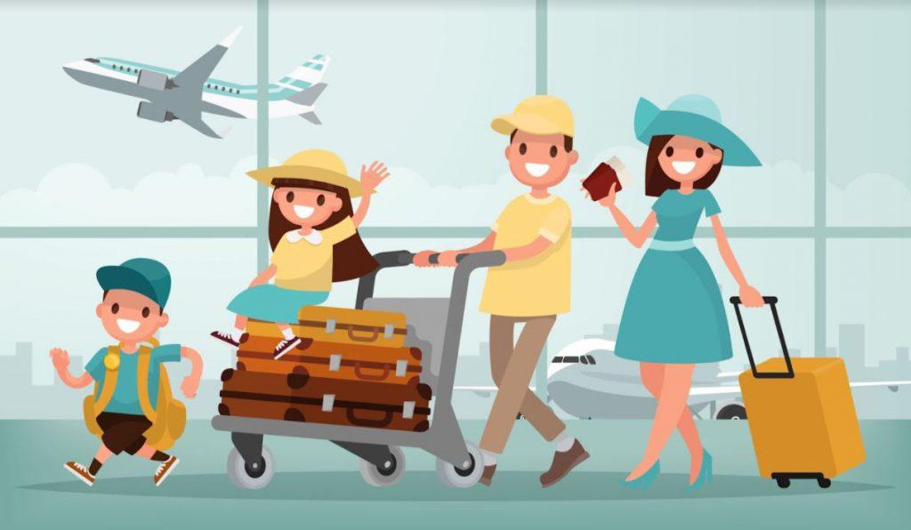 Thời gian đi du lịch gia đình phù hợp