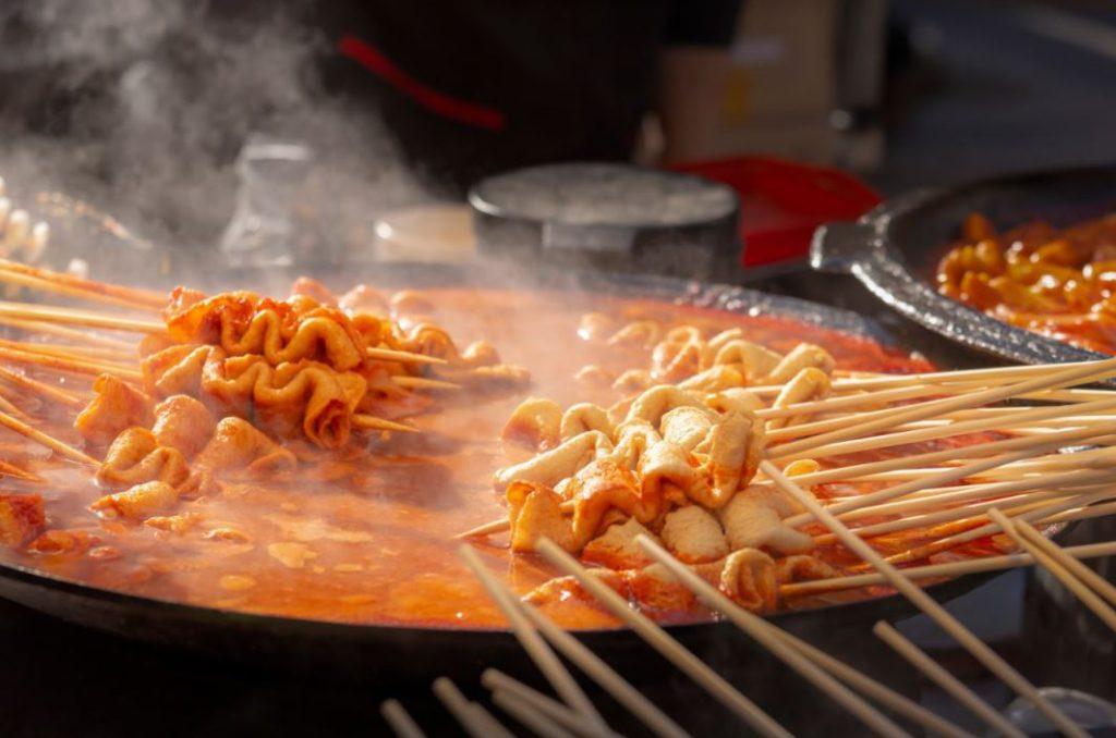 Những món ăn ngon ở Hàn Quốc