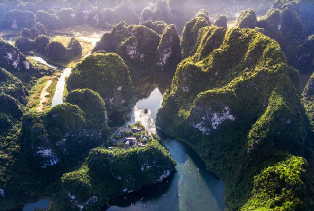 địa diểm du lịch Ninh Bình