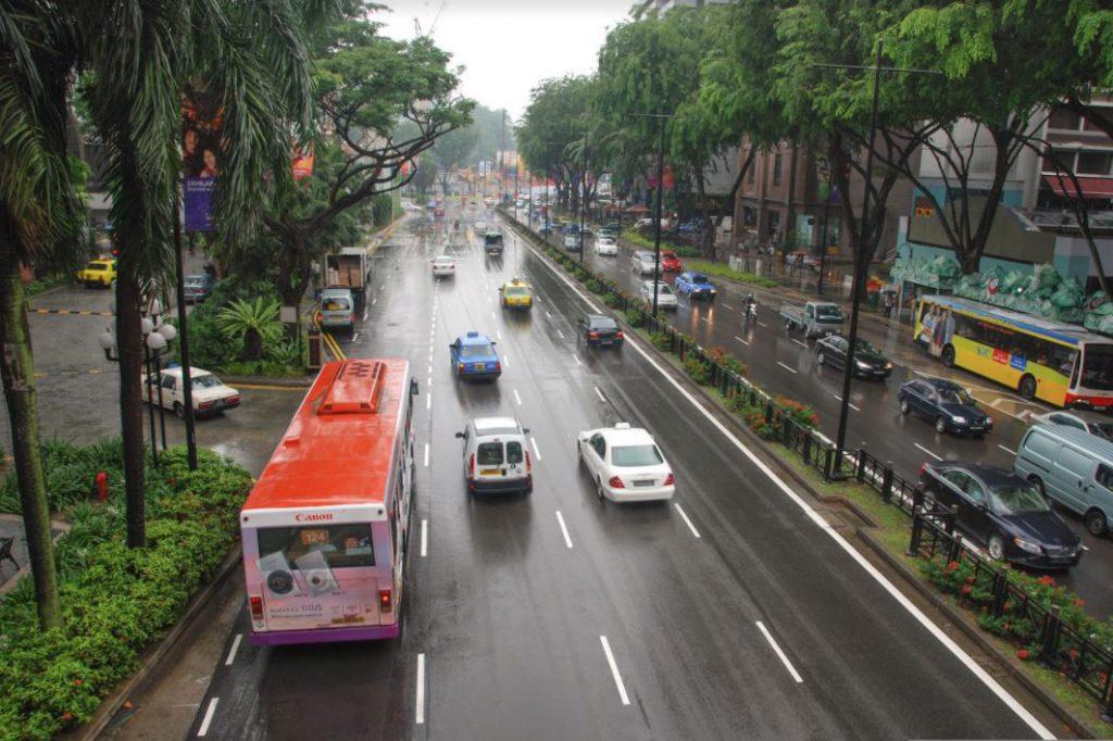 Di chuyển cực dễ dàng khi đi du lịch Singapore tự túc