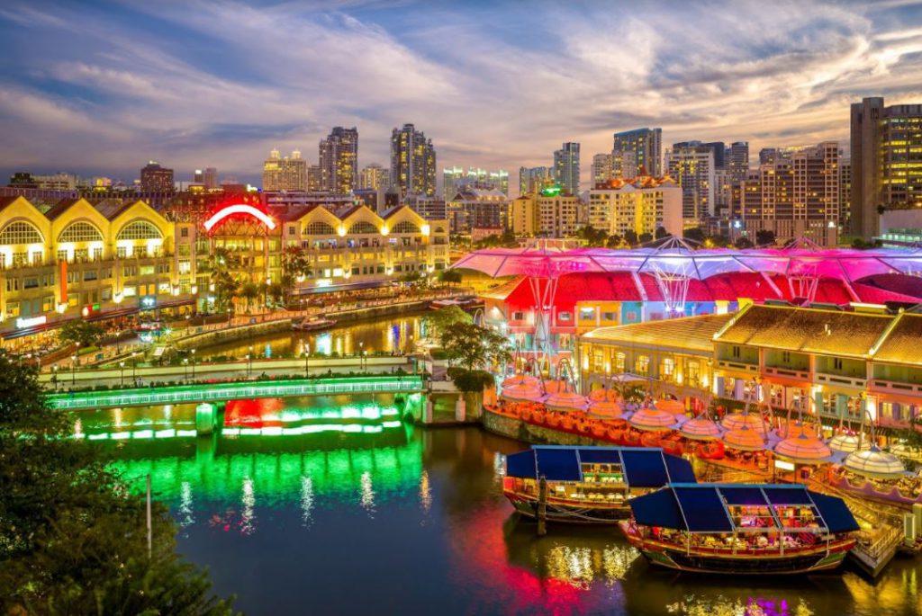 Đến Singapore nên đi đâu chơi?
