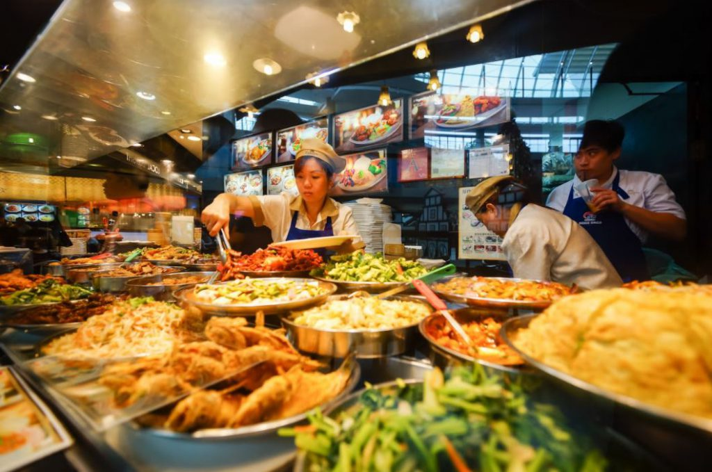 Điểm danh những đặc sản nổi tiếng tại Singapore