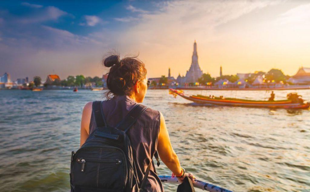 Những địa điểm du lịch nổi tiếng ở Thái Lan