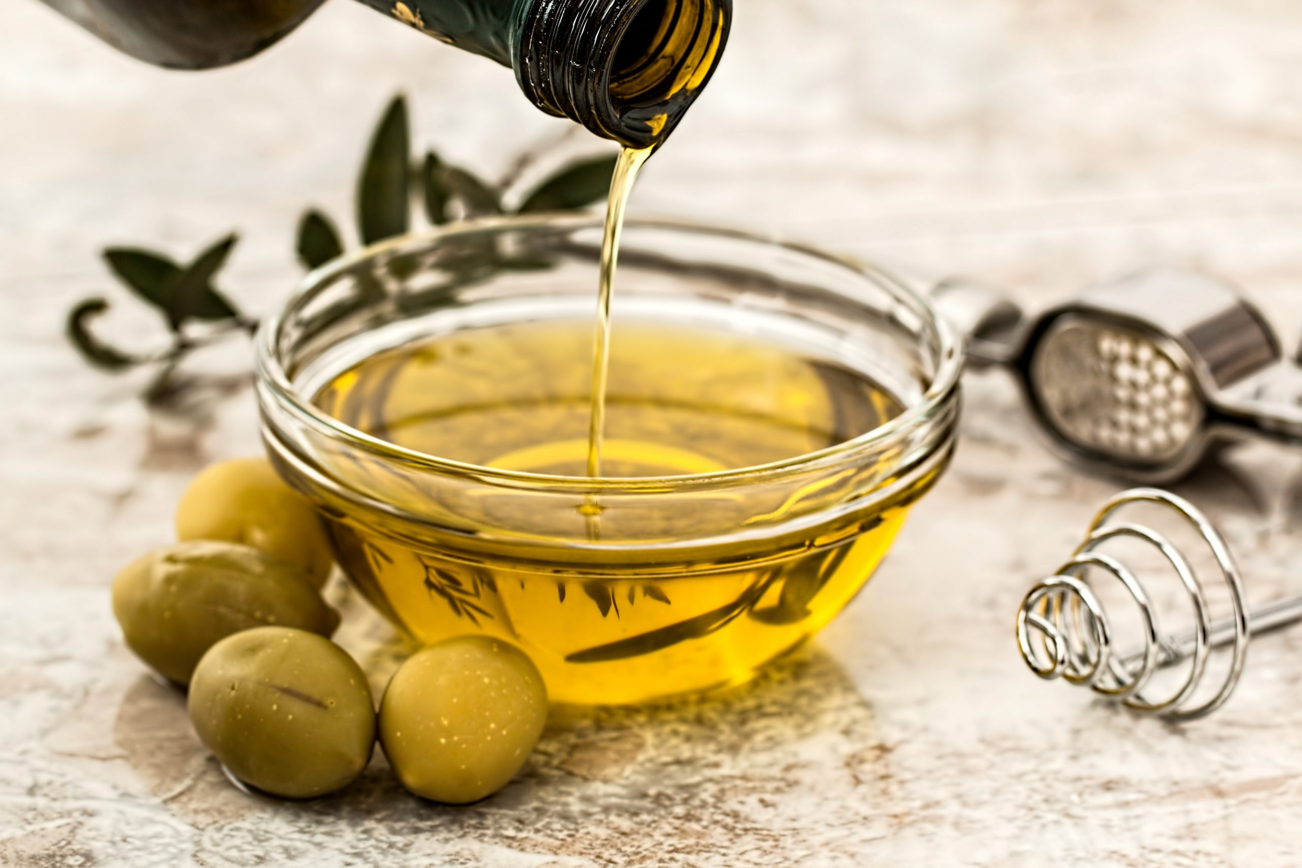 olive oil healthy fat